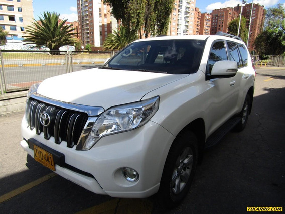 Toyota Prado Tx 4.0 At Blindada Iii 4x4