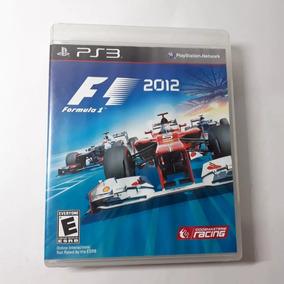 Box Do Jogo F1 2012 Ps3 Playstation Original