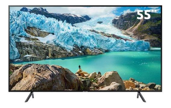 Smart Tv Samsung 55 Polegadas Qled Wifi Comando De Voz