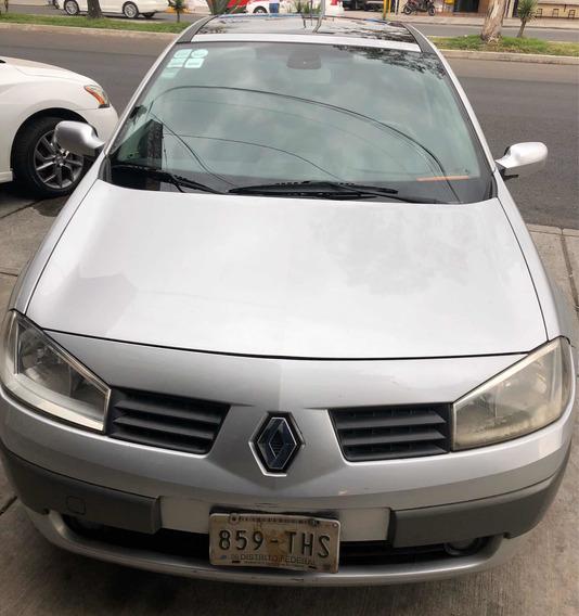 Renault Mégane T/a Evo, Quemacocos