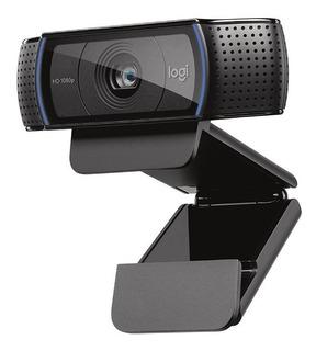 Webcam Logitech C920 Hd Pro Micrófono Full Hd 1080p 30fps