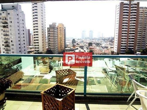 Apartamento À Venda, 188 M² Por R$ 1.069.000,00 - Granja Julieta - São Paulo/sp - Ap30960