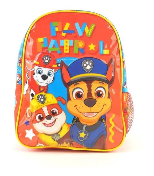 Mochila 12 Paw Patrol Patrulla Canina Jardin @ Mi Cieloazul