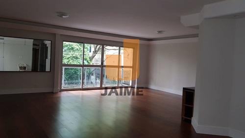 Apartamento Padrão Com 4 Dormitórios Sendo 3 Suites E 2 Vagas. - Ja627