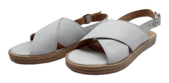 Zapatos Mujer Sandalias Baja Moda Verano 2019 Art 068