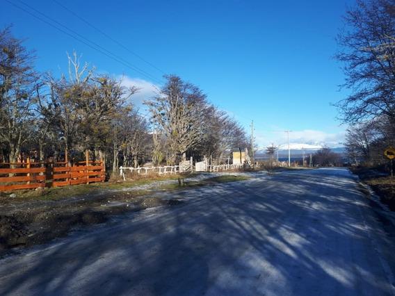 Venta Lotes Turisticos En Tolhuin - Frente Al Lago Fagnano