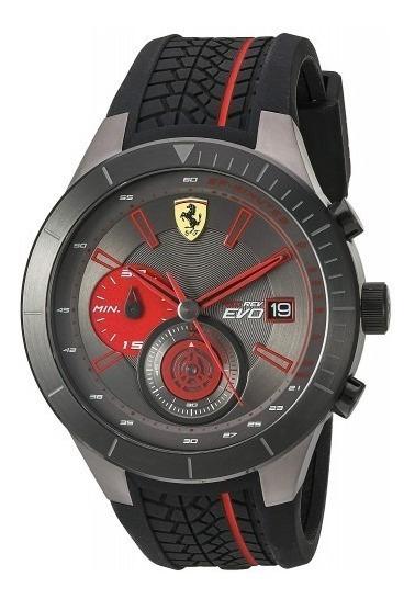 Relógio Masculino Ferrari 830341 Importado Original