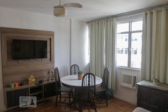 Apartamento Para Aluguel - Leblon, 1 Quarto, 50 - 893014262
