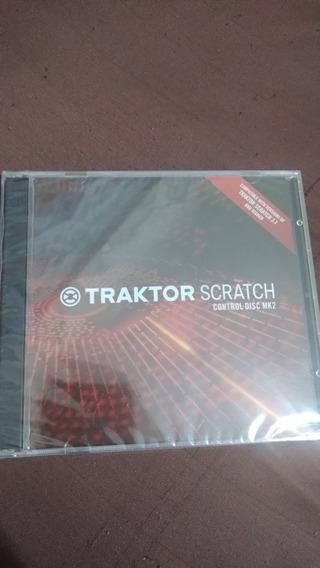 Timecode Cd Traktor Scratch Pro Mk2 **** Lacrado****