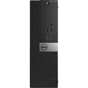 Optiplex 3040 Sff I7 6700t 8gb Hd240ssd Dvdrw Wifi +garantia