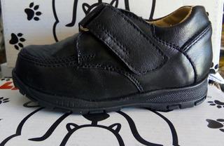 Zapato Escolar Para Niño Modelo 1100