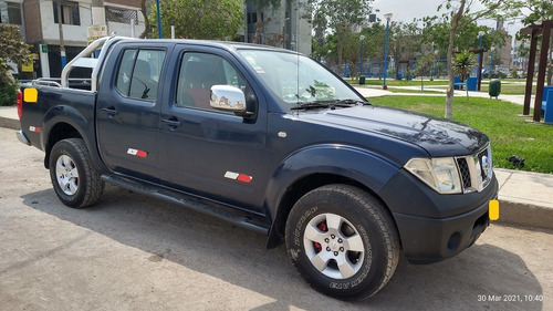 Nissan Navara 2011 4x4 Automatica