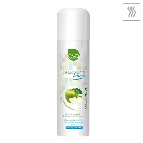 Desodorante Íntimo Eva 66ml (co220 - St188) Maçã Verde