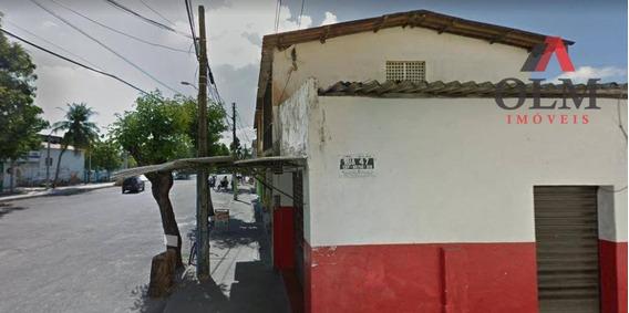 Casa Com 2 Dormitórios À Venda, 138 M² Por R$ 200.000 - Prefeito José Walter - Fortaleza/ce - Ca0116