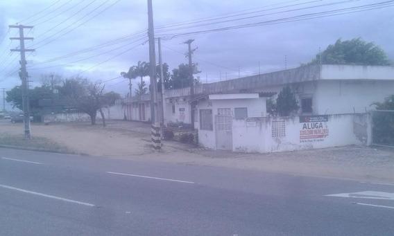 Galpão Para Alugar, 450 M² Por R$ 13.000,00/ano - Parque De Exposições - Parnamirim/rn - Ga0032