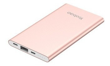 Cargador Portatil Yoobao Power Bank 5000mah Pl5 Rose