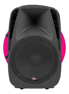 Bafle Bluetooth Novik Rolling Sound 15bt 15 Outlet 101db