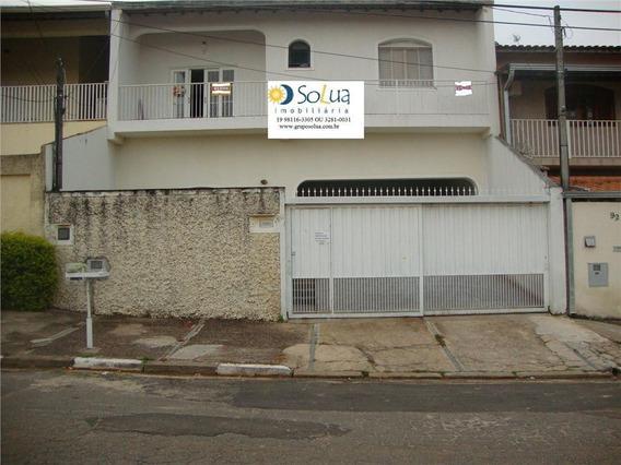 Casa Residencial À Venda, Jardim Carlos Lourenço, Campinas. - Ca0244