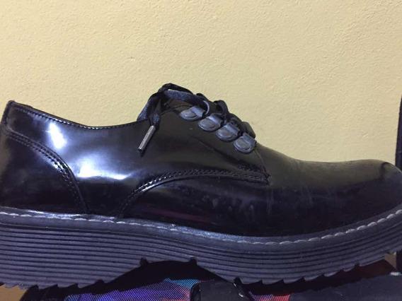 Zapatos Viamo Mujer , Muy Poco Uso