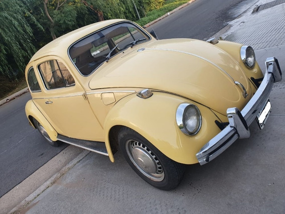 Volkswagen Escarabajo Impecable Con 126000 Km Dinoautomovile
