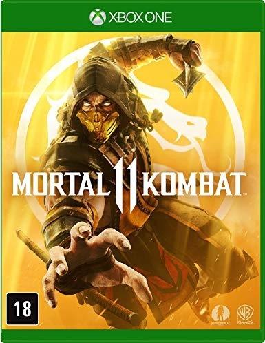 Morta Kombat 11 Para Xbox One