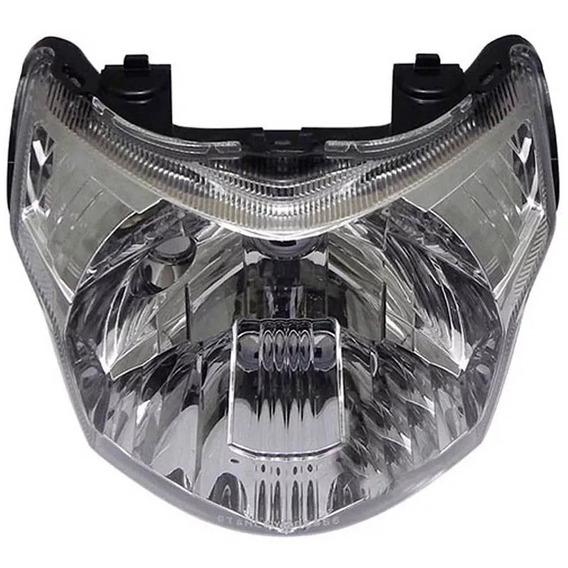 Bloco Optico / Farol Yamaha Crypton 115 2010 Ate 2014