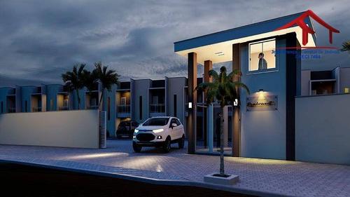 Imagem 1 de 28 de Casa Com 3 Dormitórios À Venda, 58 M² Por R$ 190.000,00 - Passaré - Fortaleza/ce - Ca0111