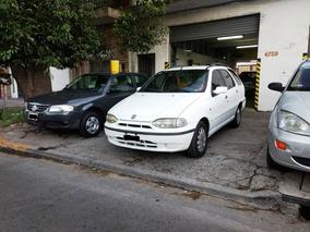Fiat Palio Weekend 1.7 Stile Diesel 1999