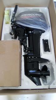 Motor De Popa Mercury - 2t - 15 M Super 18 Hp, Em 12 Vezes