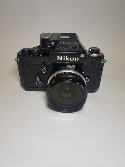 Nikon F2 + Uma Lente + Flash