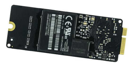 Ssd 256gb Macbook Retina A1425 E A1398 2012 E Inicio De 2013