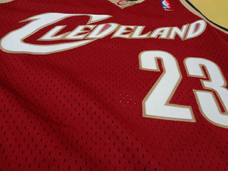 Camisa Nba Xl Lebron James 2004