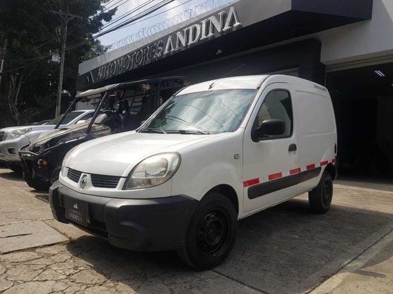 Renault Kangoo Vu Mecanica 2013 1.6 Mecanica 301