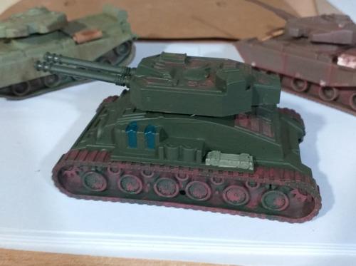 Tanque De Guerra Mini