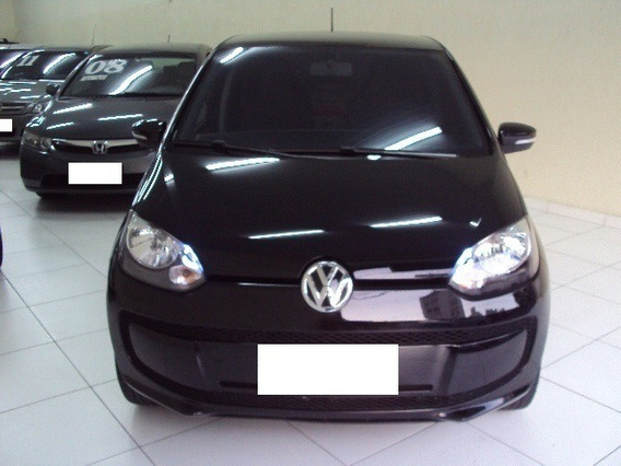 Volkswagen Up 1.0 Mpi Move Up Preto 12v Flex 4p Aut. Ano 201