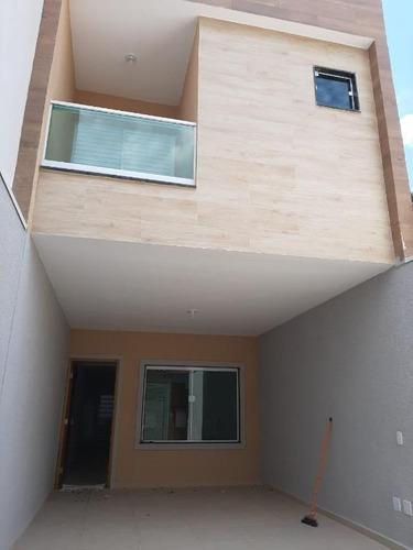 Sobrado Com 3 Dormitórios À Venda, 120 M² Por R$ 590.000,00 - Penha (zona Leste) - São Paulo/sp - So2804