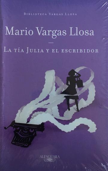 Tia Julia Y El Escribidor Vargas Llosa
