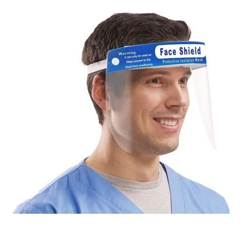 Máscara Protector Facial, Tapabocas,mascarilla Acetato