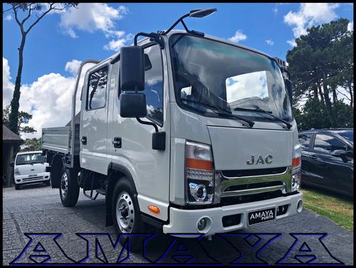 New Jac Hfc 1035 Kr A/a Doble Cabina Amaya