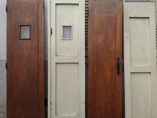 Puertas Madera Cedro 4 Cm Espesor 2,10alt 55 Cm Ancho Cedro