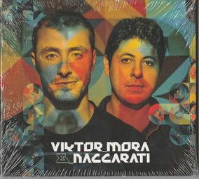 Viktor Mora & Naccarati - Cd Next - 2012 - Digipack Lacrado