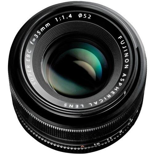 Lente Fujifilm Fujinon Xf35mm F1.4 R - Lacrada Na Caixa Nf