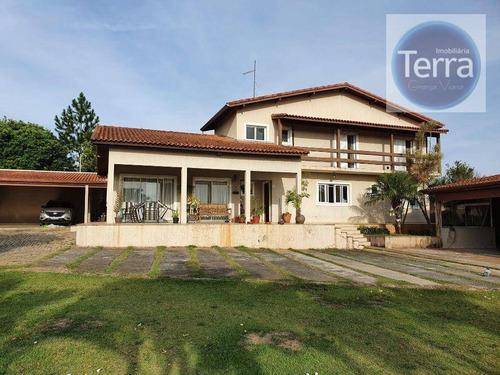 Imagem 1 de 30 de Casa À Venda - Jardim Passárgada I - Granja Viana. - Ca2433