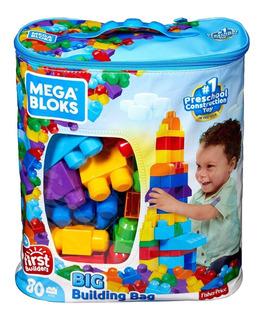 Mega Blocks Fisher Price 80 Piezas Nuevo