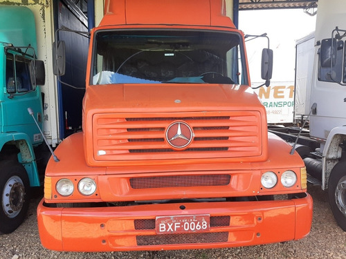 Mercedes Benz  L1218 6x2   Chassis