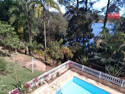 Imagem 1 de 30 de Chácara Com 8 Dormitórios À Venda, 1364 M² Por R$ 1.450.000 - Rio Abaixo - Mairiporã/sp - Ch0399