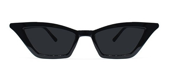 Lente De Sol Agatado Color Negro, Glasses G3, Pop8338