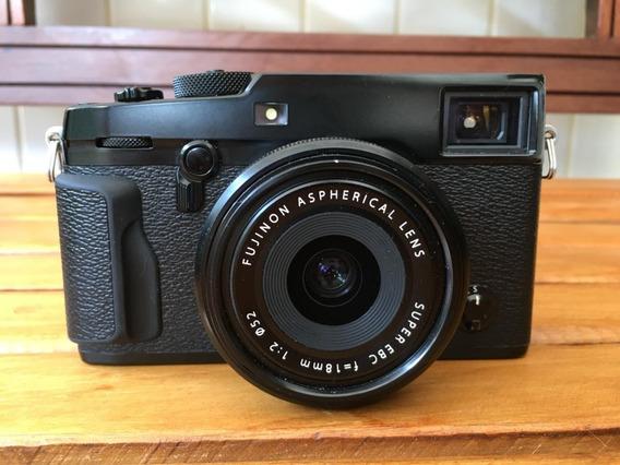 Lente Fuji 18mm F2