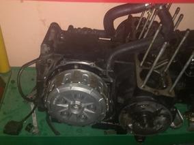 Motor Funcional De Kawasaki Ninja Gpx 600 R Para Armar