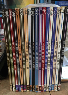 Mangá Angel Sanctuary Coleção 18 Volumes
